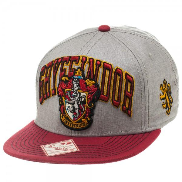 Harry Potter Gryffindor Snapback - Angel Effect Shop