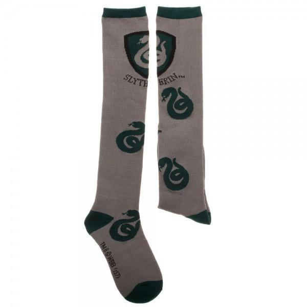 Harry Potter Slytherin Juniors Knee High Socks  - Polka Dotted All The Things Boutique