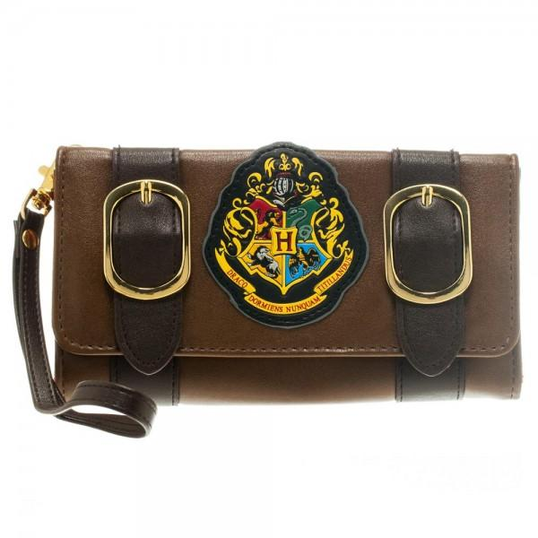 Harry Potter Satchel Fold Wallet  - Polka Dotted All The Things Boutique
