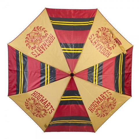 Harry Potter Hogwarts Panel Umbrella - Angel Effect Shop