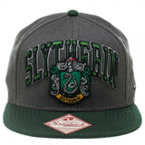 Harry Potter Slytherin Snapback  - Polka Dotted All The Things Boutique