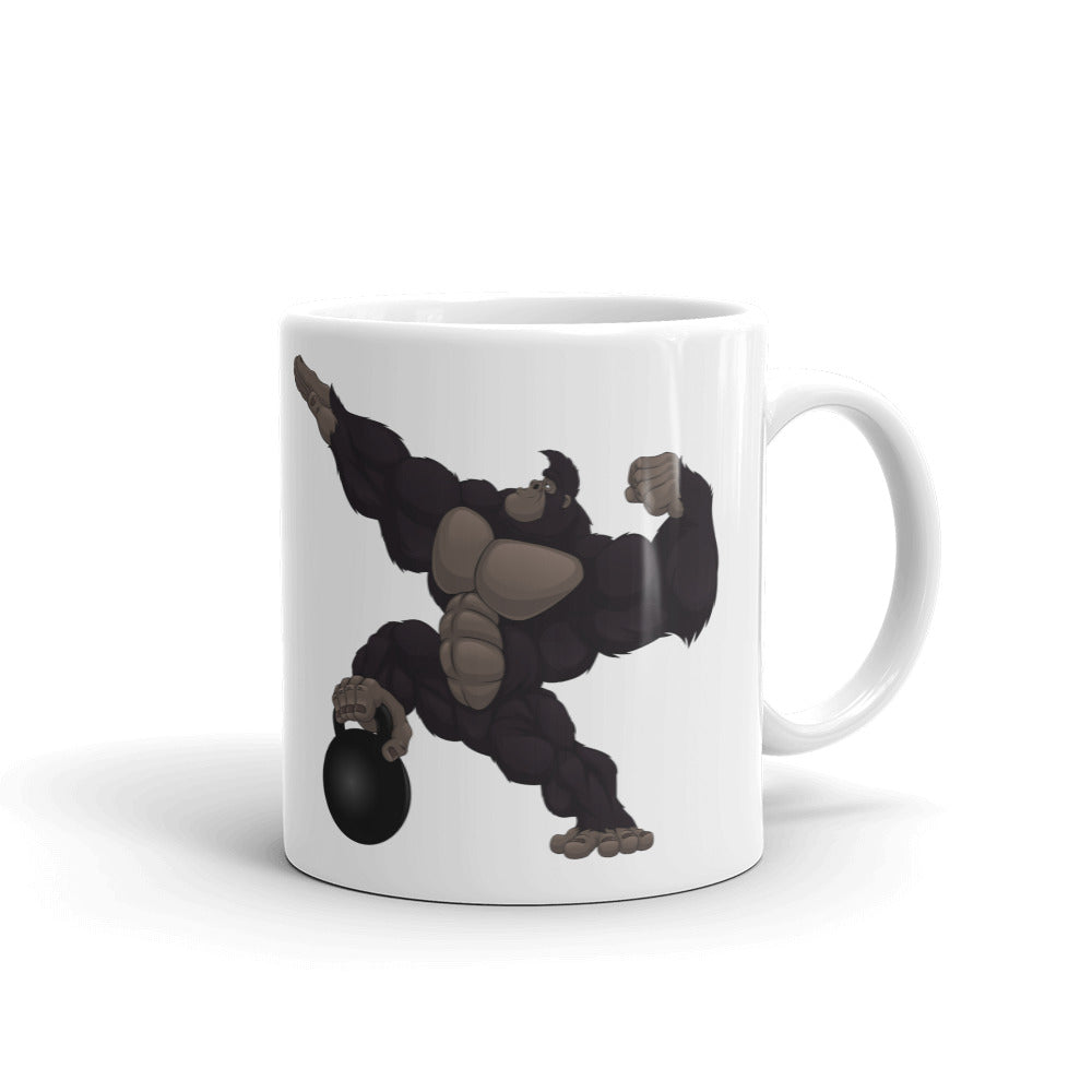 Tasse en Céramique Gorilla - Angel Effect Boutique