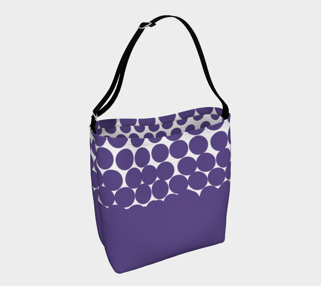 Ultraviolet Day Tote Bag - Day Tote