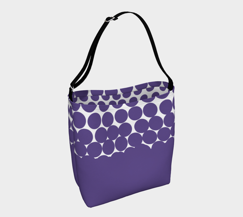 Ultraviolet Day Tote Bag