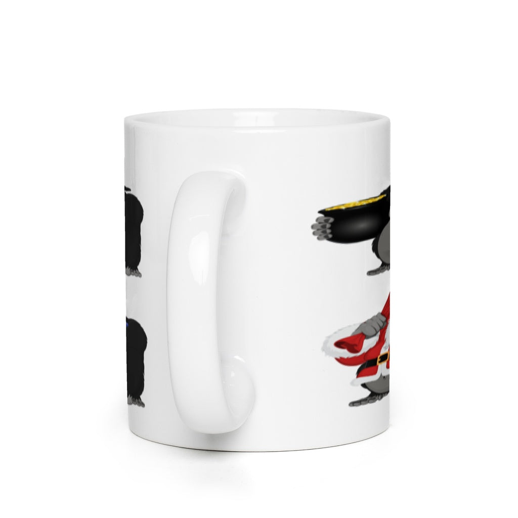 TASSE EN CÉRAMIQUE HALLOWEEN PERE NOEL- Angel Effect Shop