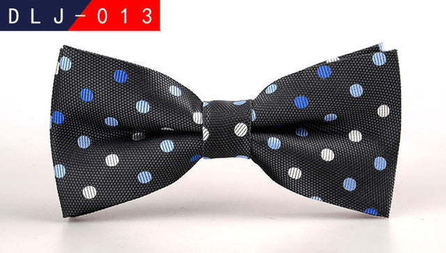 Polka Dot Bowties Variety Of Colors And Style - 13 - Mens Clothes