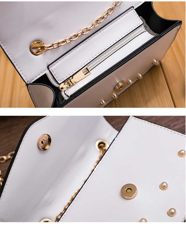 Luxury Style Rhinestones Bee Evening Bag
