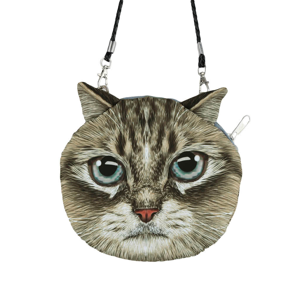 Sac De Visage De Chat - Mini(Max Length<20Cm) / Rose - Sac Femme