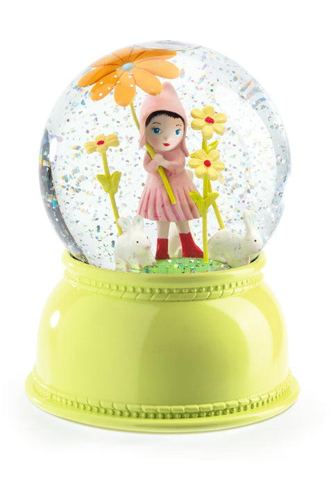 Sweet Girl Night Light
