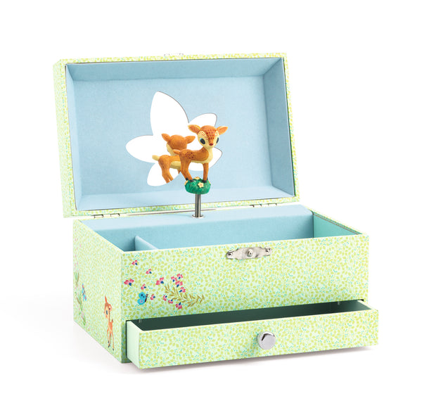 Fawn's Song Musical Box