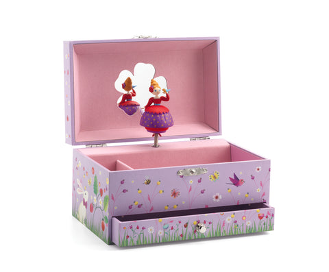 Princess's Melody Musical Box