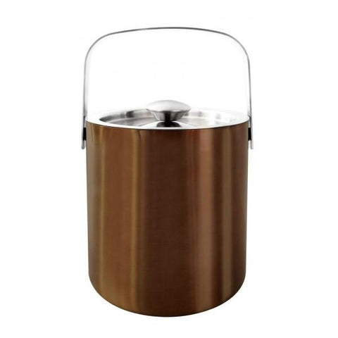 Eetrite Ice Bucket Copper Finish 1.3L