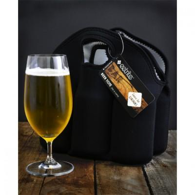 Eetrite Neoprene 6 Bottle Beer Tote 24.2 x 27.5cm