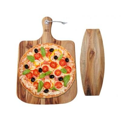 Jamie Oliver Pizza Board Rocking Slicer
