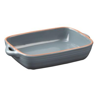 Jamie Oliver Terracotta Baking Dish Large Steel Blue