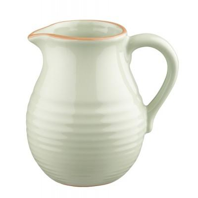 Jamie Oliver Terracotta Pitcher 1L Green