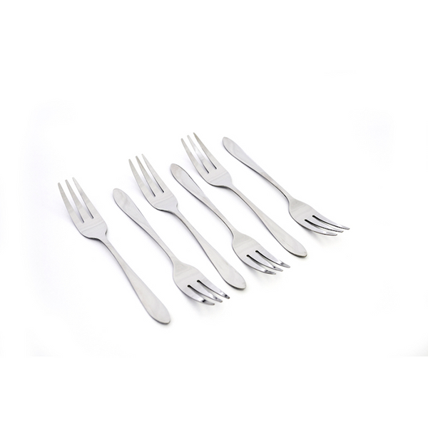 Manhattan Cake Fork Set 4pce
