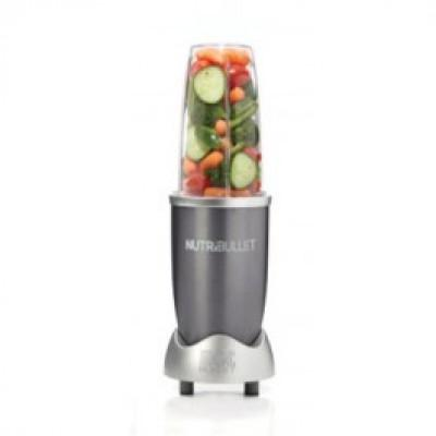Nutribullet Blender Mixer Grey 8 piece 600w