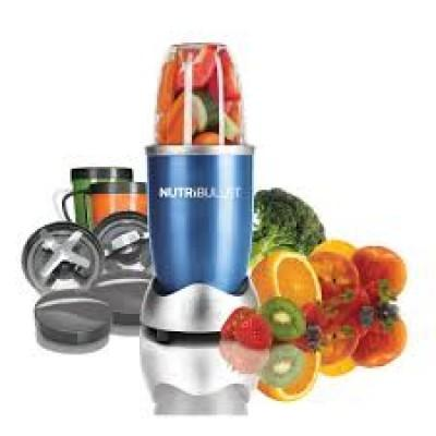 Nutribullet High Speed Blender Mixer Blue 8 speed