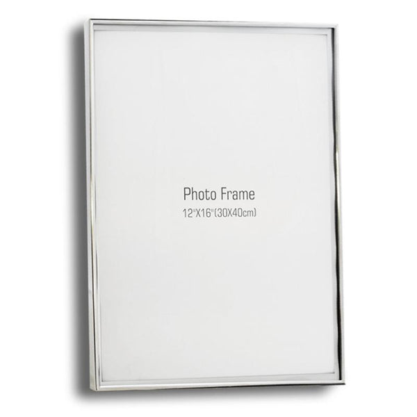 Silver Wall Photo Frame 31 x 41cm
