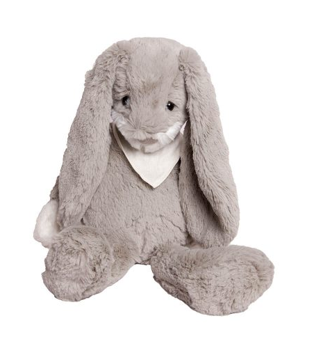 Plush Bunny Toy with Bandana 60cm