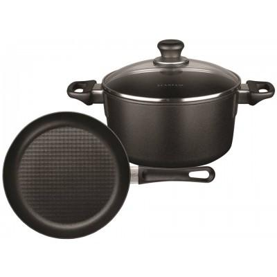 Scanpan Classic 3 Piece Cookware Set -The Original