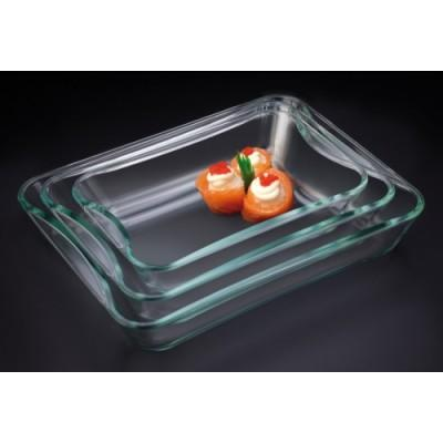 Simax 3 Piece Casserole Set