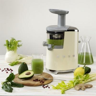 Smeg Slow Juicer Cream