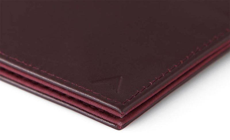 Oxblood Wallet