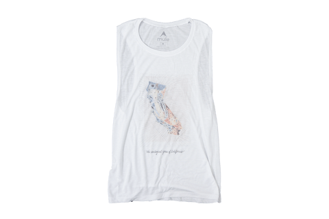 California Ecozones Women's Tank