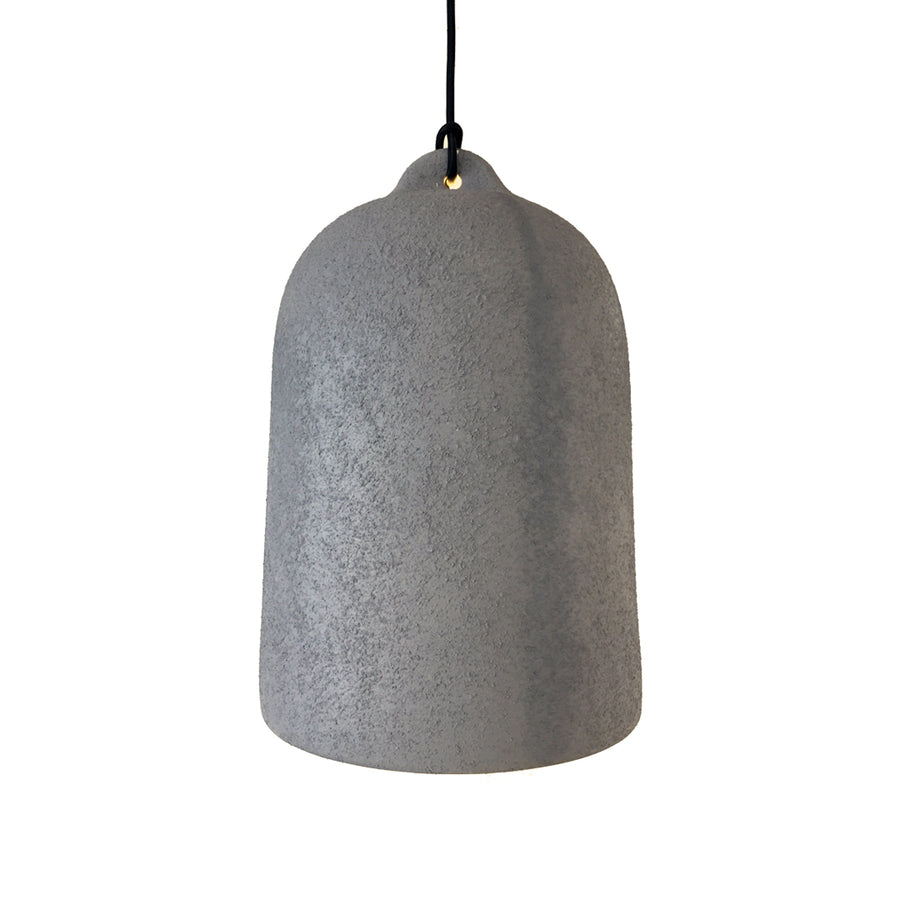 Bell lamp concrete - ONE HOUSE