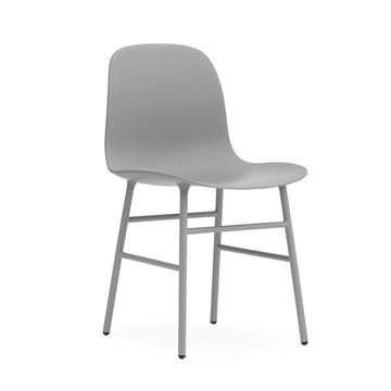 Form Chair steelbase - ONE HOUSE