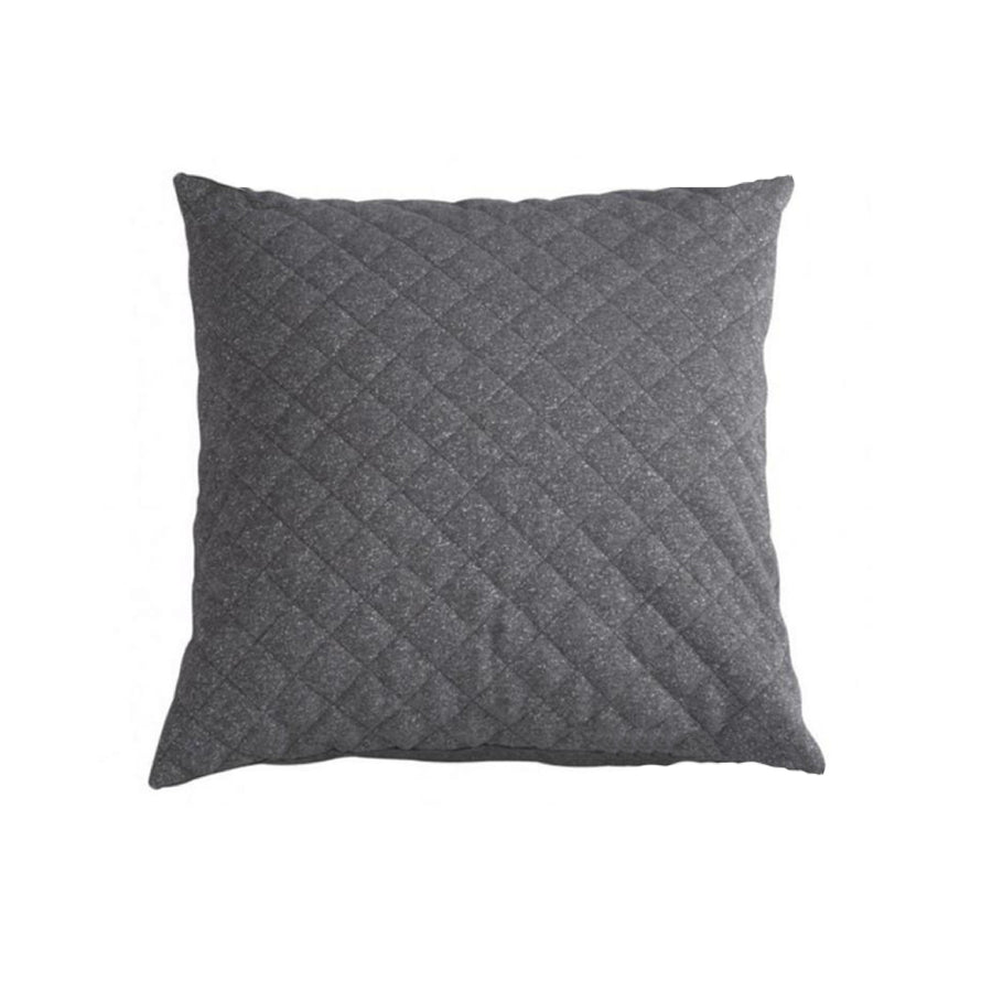 Copenhagen cushion dark grey - ONE HOUSE