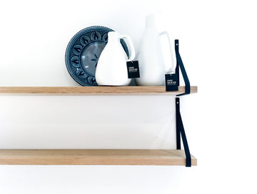Oak wall shelf - ONE HOUSE
