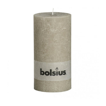 Slate rustic candle - ONE HOUSE