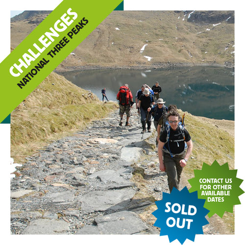 The National Three Peaks Challenge (Supported)