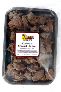 Chocolate Coconut Clusters