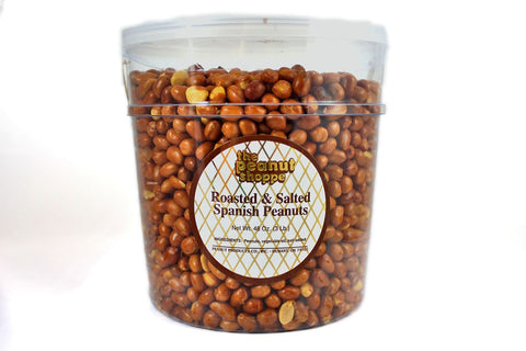 Roasted & Salted Spanish Peanuts