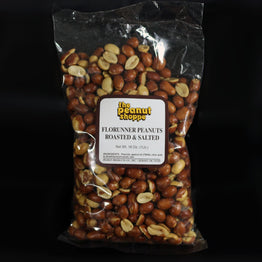 Roasted & Salted Florunner Peanuts