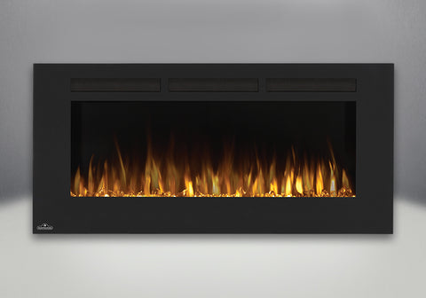 "Napoleon 50"" Allure Wall Mount Electric Fireplace - NEFL50FH"