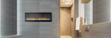 "Napoleon 50"" Alluravision Slim Wall Mount Electric Fireplace - NEFL50CHS"