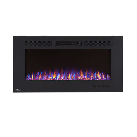 "Napoleon 42"" Allure Phantom Wall Mount Electric Fireplace - NEFL42FH-MT"