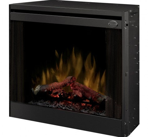 "Dimplex 33"" Wall Electric Fireplace Insert - BFSL33"