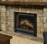 "Dimplex 23"" Plug-In Traditional Electric Fireplace Insert - DFI2310"