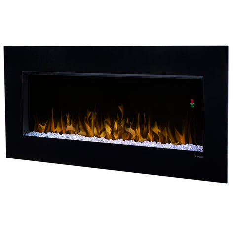 "Dimplex 43"" Nicole Wall Mount Electric Fireplace - DWF3651B"