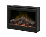 "Dimplex 33"" Multi-Fire XD Plug-In Contemporary Electric Fireplace Insert - PF3033HG"