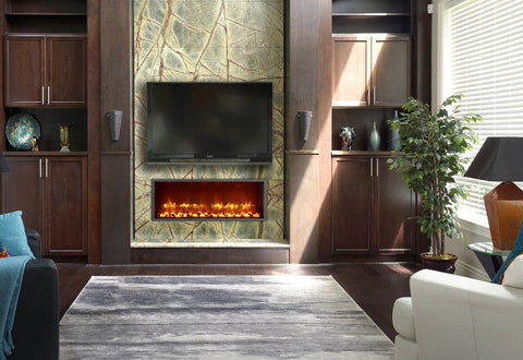 "Dynasty 35"" Built-In Electric Fireplace - DY-BT35"