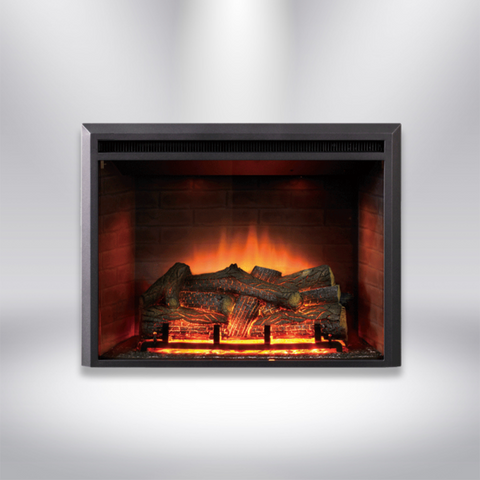 "Dynasty Zero Clearance 35"" Plug-in Electric Fireplace - EF45D"