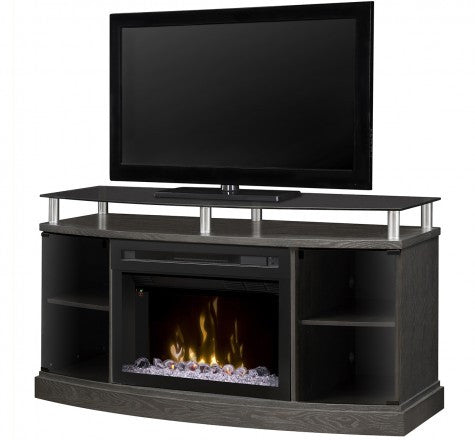 Dimplex Windham Electric Fireplace Media Console GDS25HG-1015SC