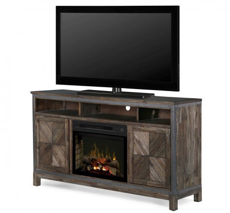 SIMPLY ELECTRIC FIREPLACES ONLINE DIMPLEX	WYATT MEDIA CONSOLE	- GDS25LD-1589BY